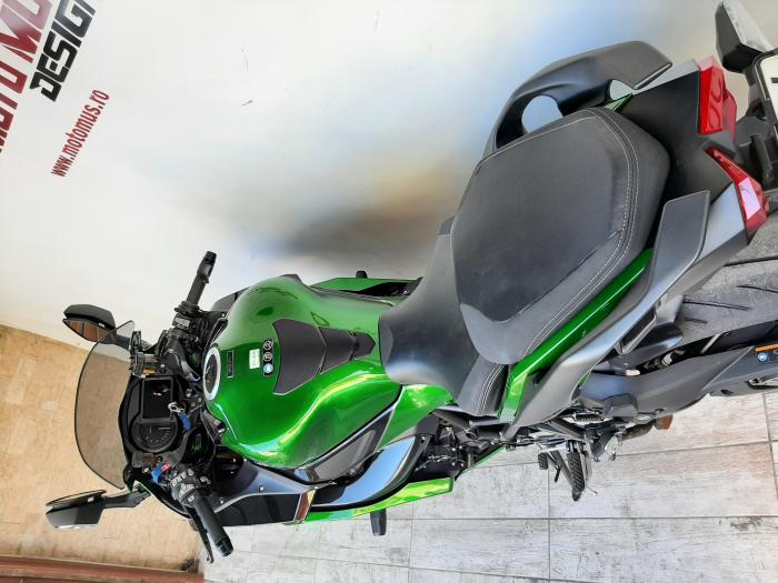 Motocicleta Kawasaki Ninja H2 SX SE 1000cc 200CP - K02736 [11]