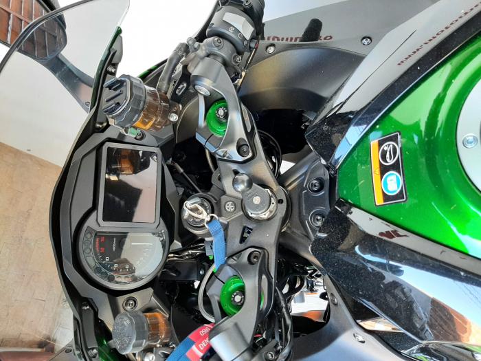 Motocicleta Kawasaki Ninja H2 SX SE 1000cc 200CP - K02736 [12]