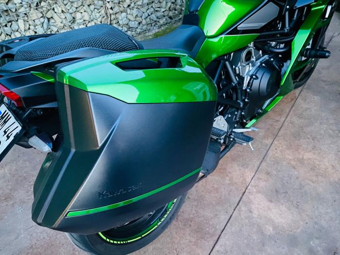 Motocicleta Kawasaki Ninja H2 SX SE 1000cc 200CP - K02736 [15]