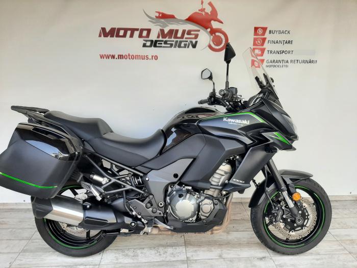 Motocicleta Kawasaki Versys 1000 ABS 1000cc 118CP - K21279 [0]