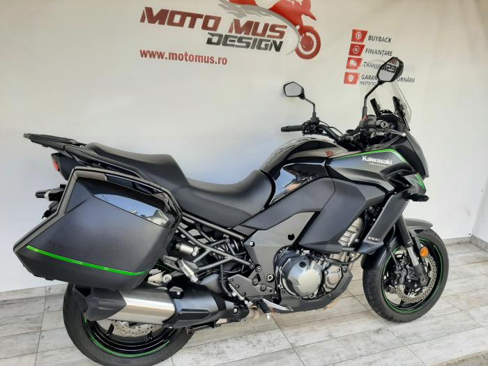 Motocicleta Kawasaki Versys 1000 ABS 1000cc 118CP - K21279 [1]