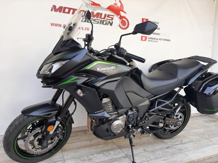 Motocicleta Kawasaki Versys 1000 ABS 1000cc 118CP - K21279 [7]