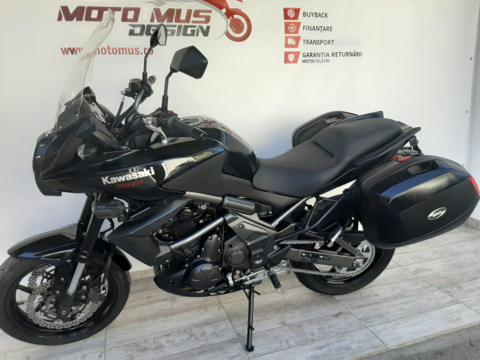 Motocicleta Kawasaki Versys 650cc ABS 63CP - K09189 7