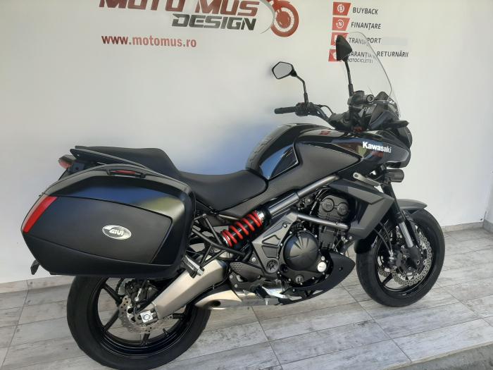 Motocicleta Kawasaki Versys 650cc ABS 63CP - K09189 1