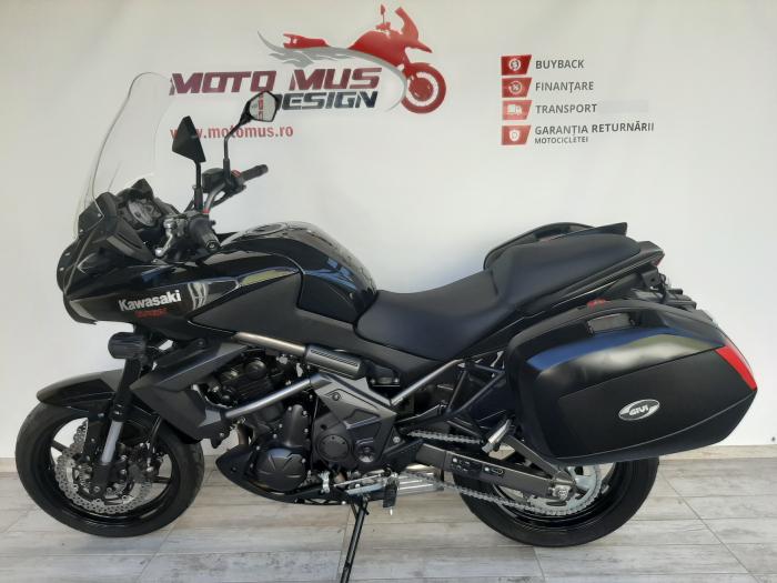 Motocicleta Kawasaki Versys 650cc ABS 63CP - K09189 6