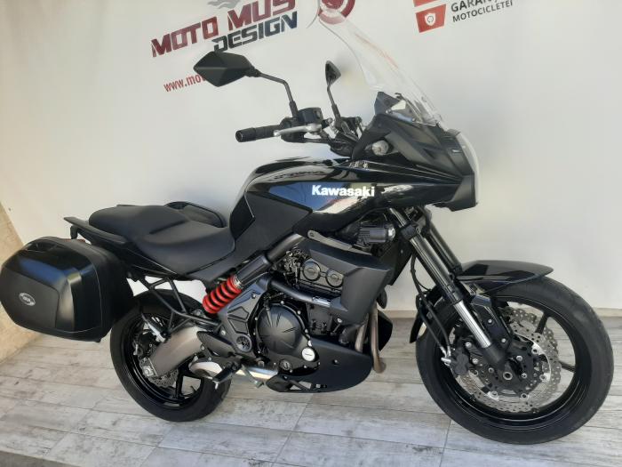 Motocicleta Kawasaki Versys 650cc ABS 63CP - K09189 4