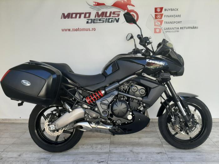Motocicleta Kawasaki Versys 650cc ABS 63CP - K09189 0