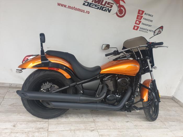 Motocicleta Kawasaki VN900 Vulcan 900cc 49.6CP - K49273 1