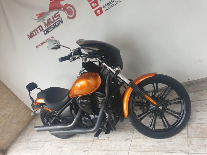 Motocicleta Kawasaki VN900 Vulcan 900cc 49.6CP - K49273 4