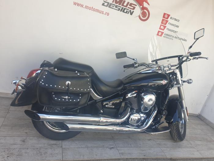 Motocicleta Kawasaki VN900 Vulcan Classic 900cc 49.6CP - K00692 1