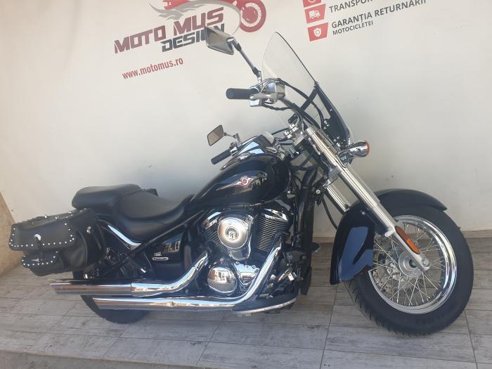 Motocicleta Kawasaki VN900 Vulcan Classic 900cc 49.6CP - K00692 4