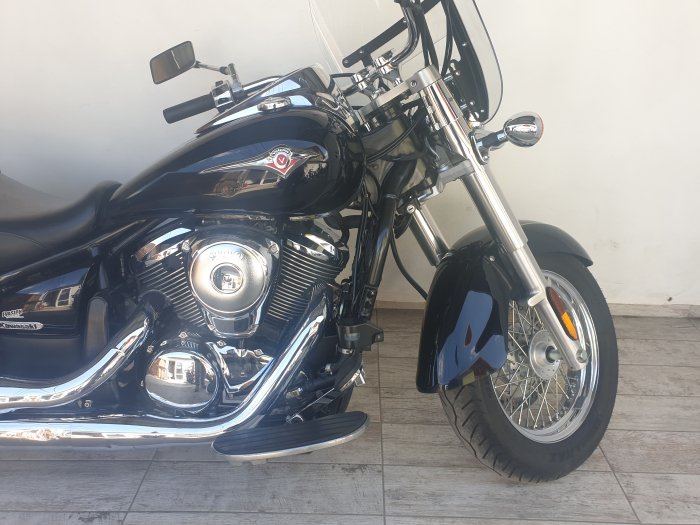 Motocicleta Kawasaki VN900 Vulcan Classic 900cc 49.6CP - K00692 3