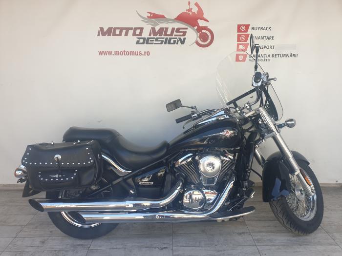 Motocicleta Kawasaki VN900 Vulcan Classic 900cc 49.6CP - K00692 0