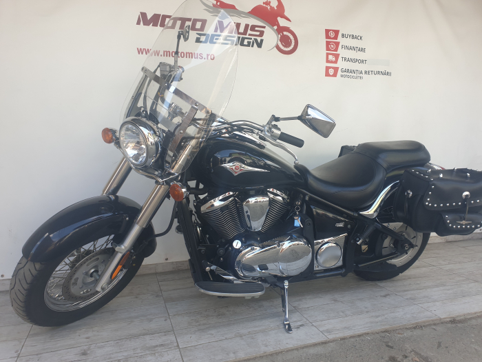 Motocicleta Kawasaki VN900 Vulcan Classic 900cc 49.6CP - K00692 6