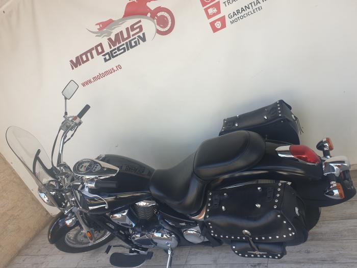 Motocicleta Kawasaki VN900 Vulcan Classic 900cc 49.6CP - K00692 10