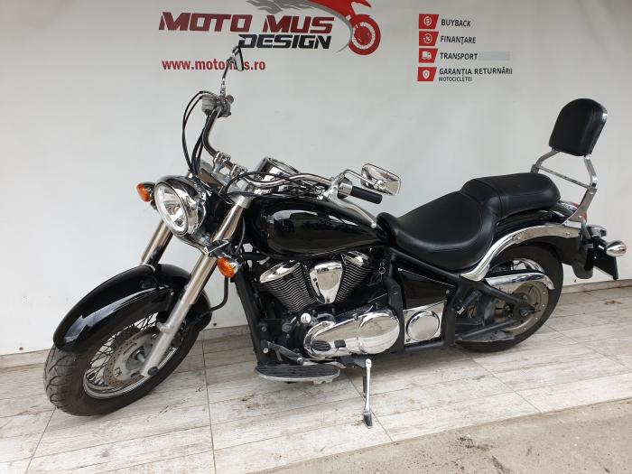 Motocicleta Kawasaki VN900 Vulcan Classic 900cc 49CP - K34189 [7]