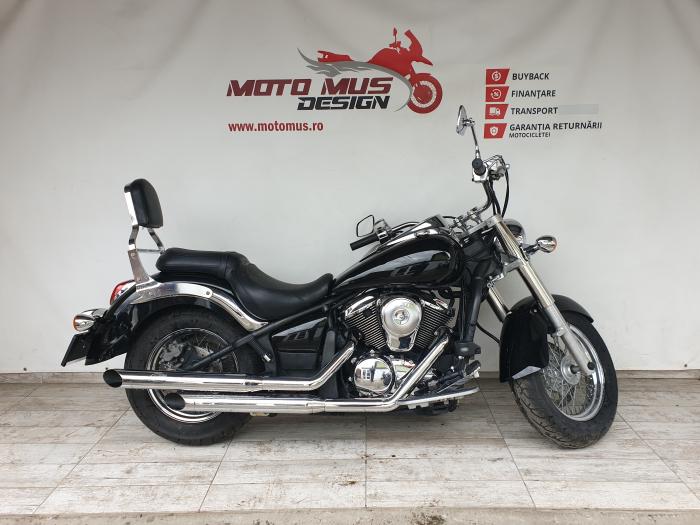 Motocicleta Kawasaki VN900 Vulcan Classic 900cc 49CP - K34189 [0]