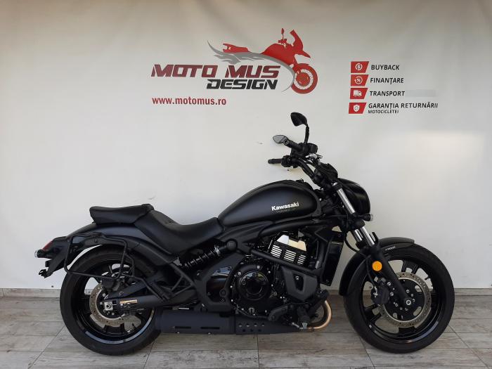 Motocicleta Kawasaki Vulcan S 650 ABS 650cc 60CP - K01152 [0]