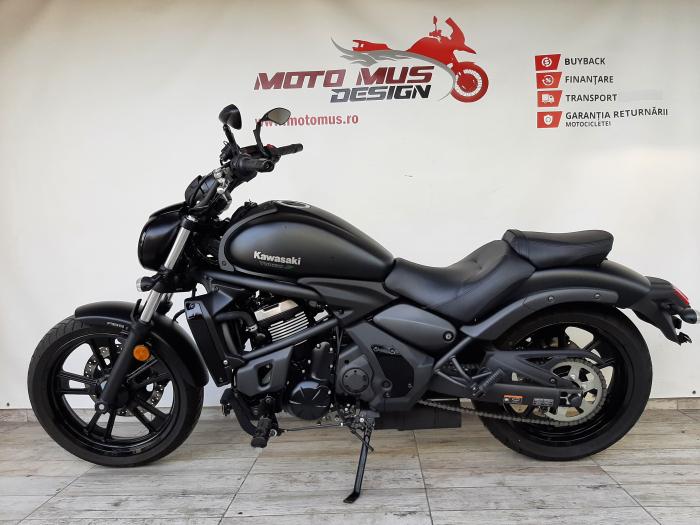 Motocicleta Kawasaki Vulcan S 650 ABS 650cc 60CP - K01152 [6]