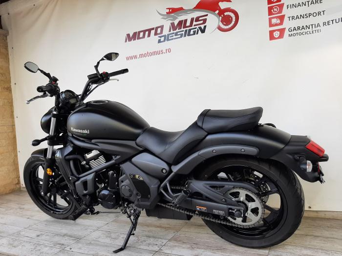 Motocicleta Kawasaki Vulcan S 650 ABS 650cc 60CP - K01152 [10]