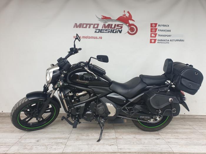 Motocicleta Kawasaki Vulcan S ABS 650cc 61CP - K05361 6