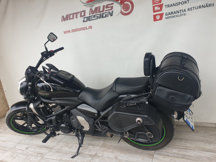 Motocicleta Kawasaki Vulcan S ABS 650cc 61CP - K05361 10
