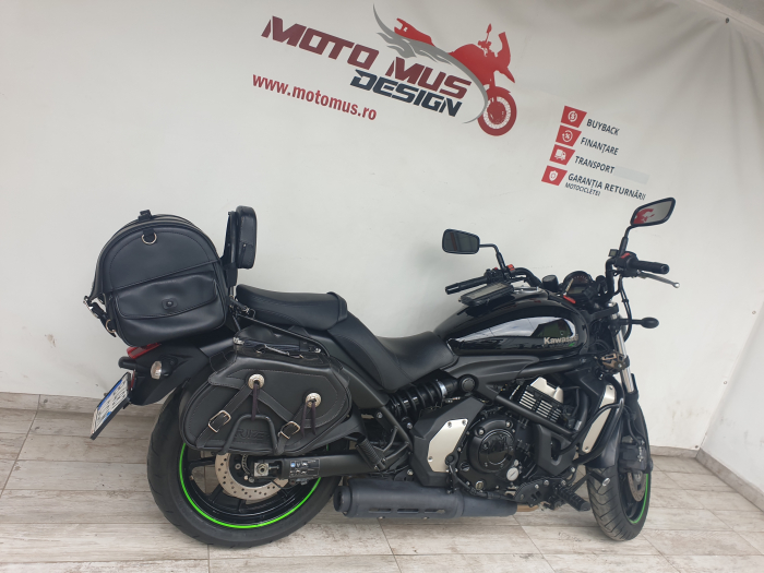 Motocicleta Kawasaki Vulcan S ABS 650cc 61CP - K05361 1