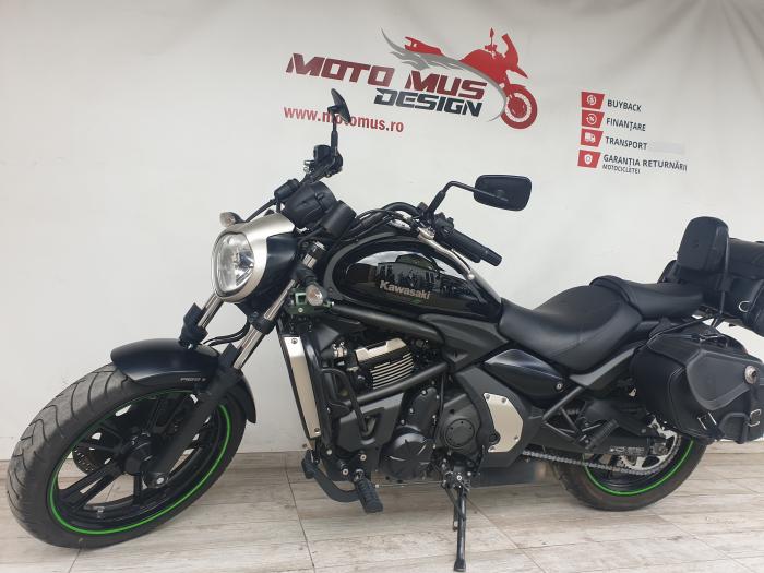 Motocicleta Kawasaki Vulcan S ABS 650cc 61CP - K05361 7