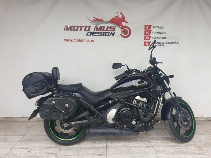 Motocicleta Kawasaki Vulcan S ABS 650cc 61CP - K05361 0