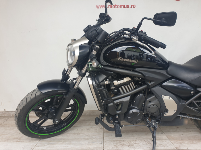 Motocicleta Kawasaki Vulcan S ABS 650cc 61CP - K05361 8