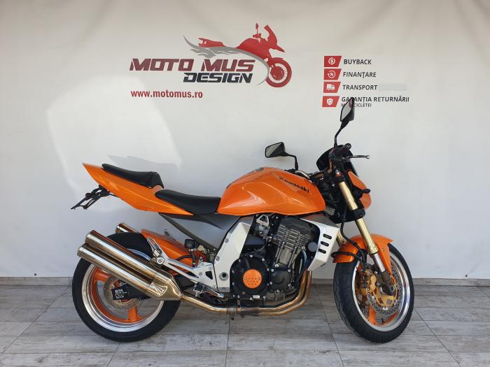 Motocicleta Kawasaki Z1000 1000cc 125CP - K08511 [0]