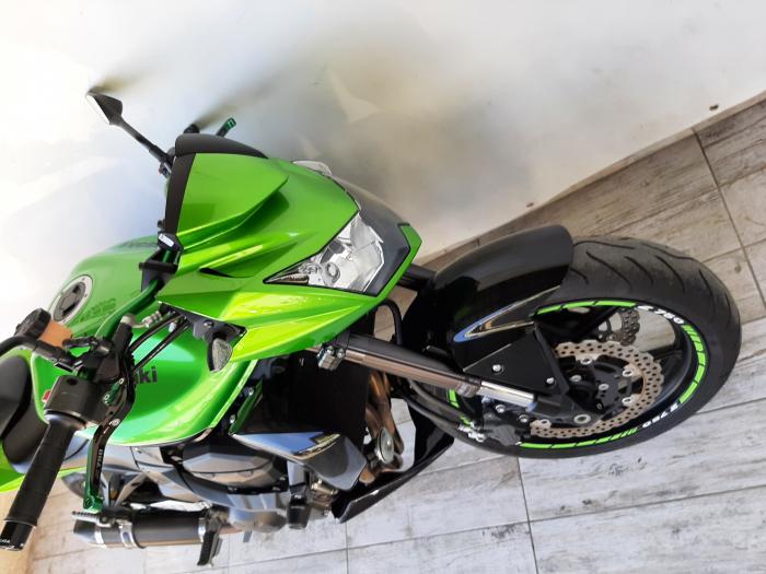 Motocicleta Kawasaki Z750 750cc 104CP - SUPERBA - K64184 [5]