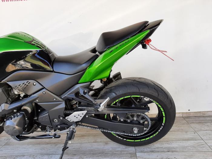 Motocicleta Kawasaki Z750 750cc 104CP - SUPERBA - K64184 [9]