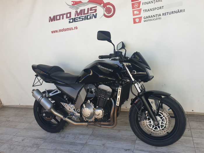 Motocicleta Kawasaki Z750 750cc 109CP - K16169 4