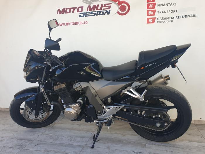 Motocicleta Kawasaki Z750 750cc 109CP - K16169 10