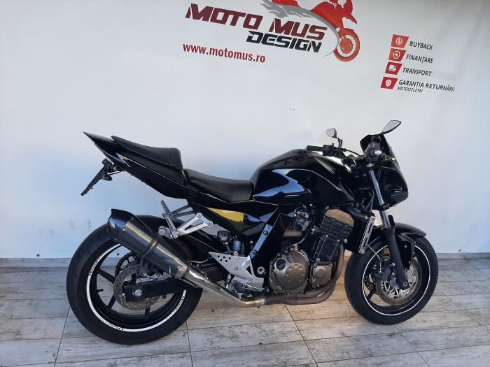 Motocicleta Kawasaki Z750 750cc 109CP - K74637 [1]