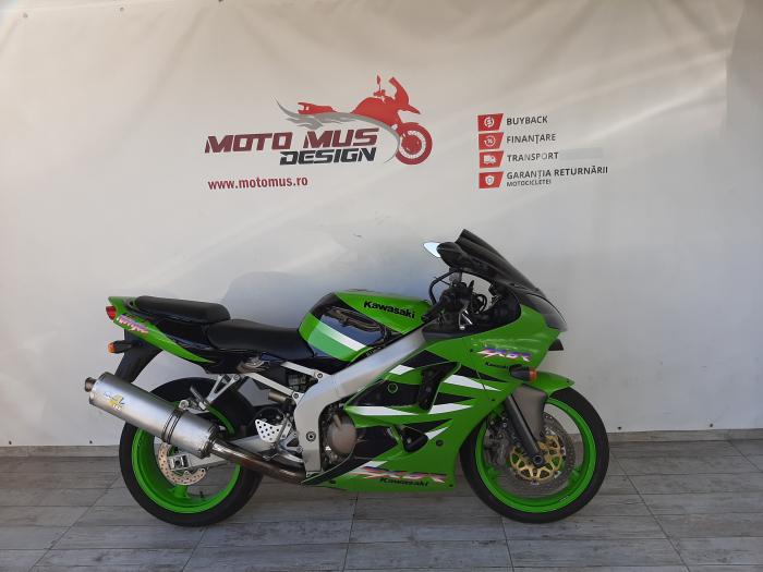 Motocicleta Kawasaki ZX-6R Ninja 600cc 109CP - K42901 [0]
