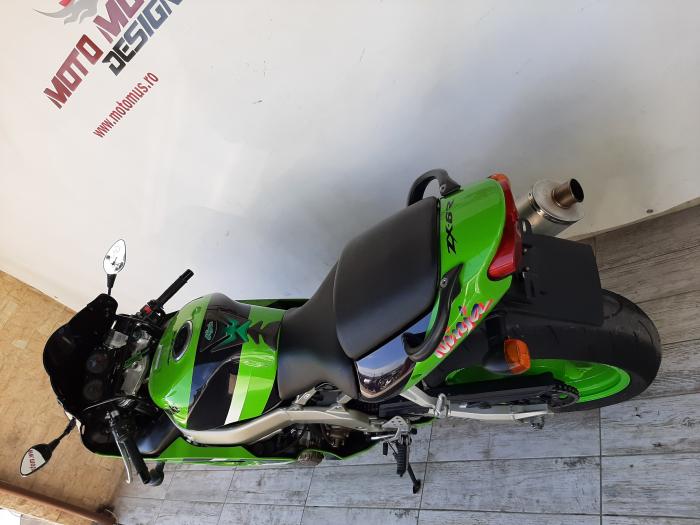 Motocicleta Kawasaki ZX-6R Ninja 600cc 109CP - K42901 [11]