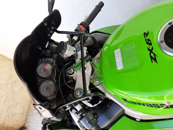 Motocicleta Kawasaki ZX-6R Ninja 600cc 109CP - K42901 [12]