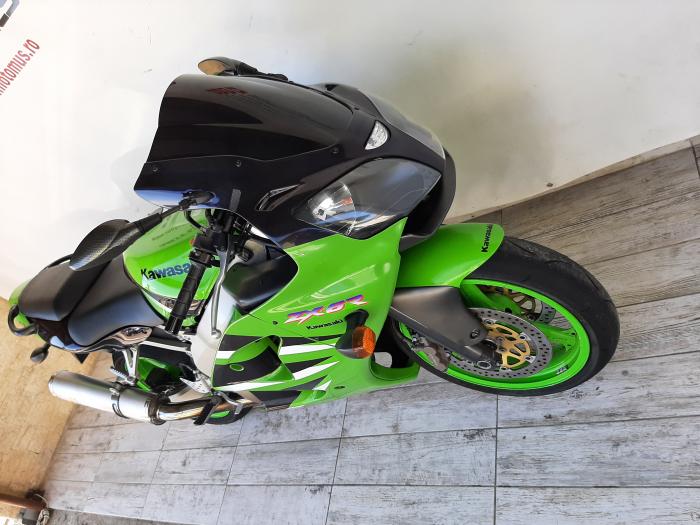 Motocicleta Kawasaki ZX-6R Ninja 600cc 109CP - K42901 [5]