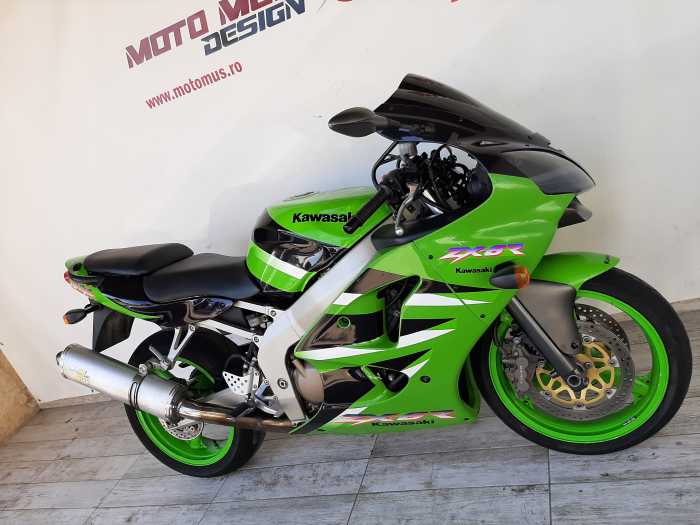 Motocicleta Kawasaki ZX-6R Ninja 600cc 109CP - K42901 [4]