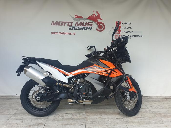 Motocicleta KTM 790 Adventure ABS 800cc 94CP - K95934 [0]