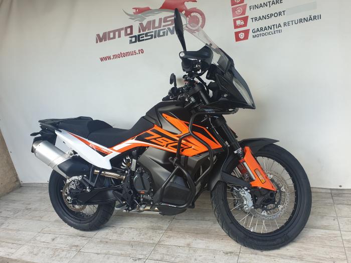 Motocicleta KTM 790 Adventure ABS 800cc 94CP - K95934 [4]
