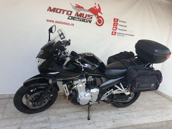 Motocicleta Suzuki Bandit 1250 ABS 1250cc 96.5CP - S07221 [7]