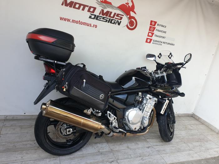 Motocicleta Suzuki Bandit 1250 ABS 1250cc 96.5CP - S07221 [1]