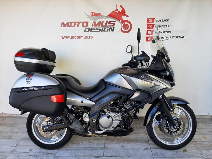 Motocicleta Suzuki DL650 V-Strom 650cc 65.7CP - S20746 [0]