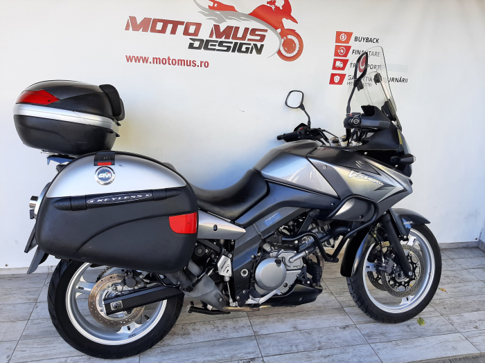 Motocicleta Suzuki DL650 V-Strom 650cc 65.7CP - S20746 [1]
