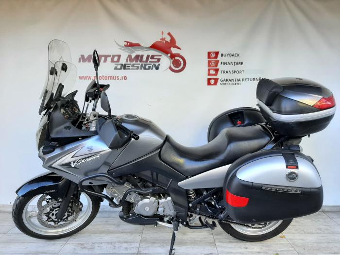 Motocicleta Suzuki DL650 V-Strom 650cc 65.7CP - S20746 [6]