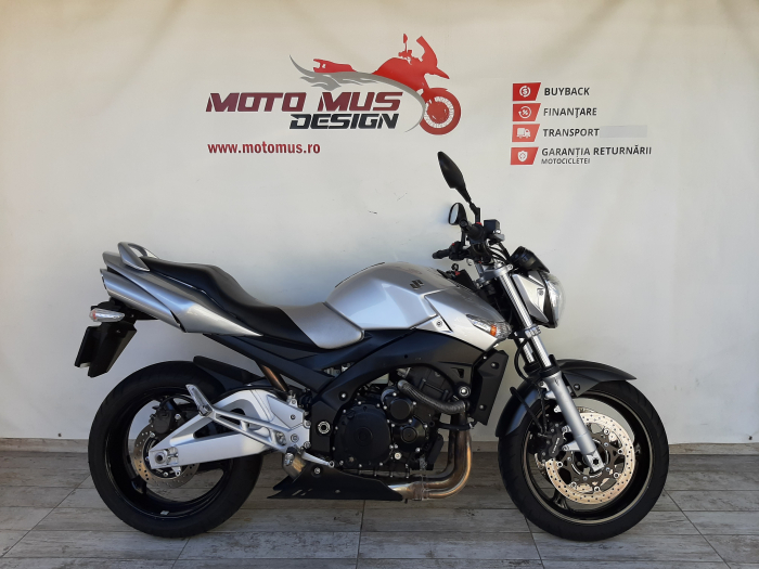 Motocicleta Suzuki GSR 600 600cc 96.5CP - S21495 [0]
