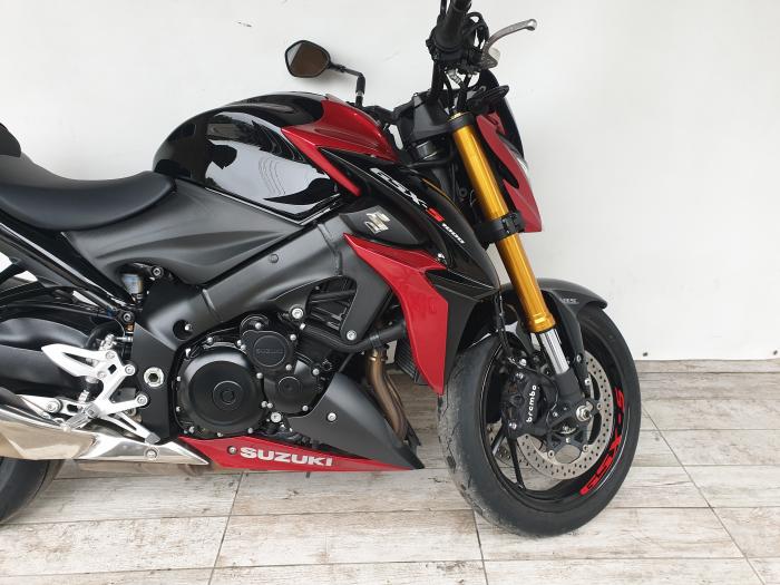 Motocicleta Suzuki GSX-S 1000 ABS 1000cc 143.5CP - Superba - S04111 [3]
